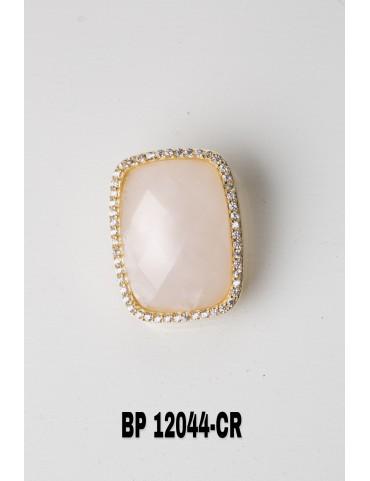 Colgante de Cuarzo Rosa